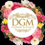 DGM Flowers & Events Logo
